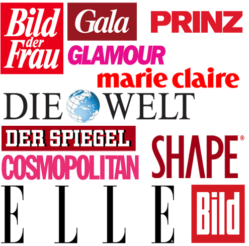 s-thetic in der Presse