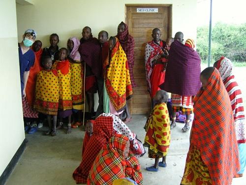Soziales Engagemnt in Tansania Bild 1